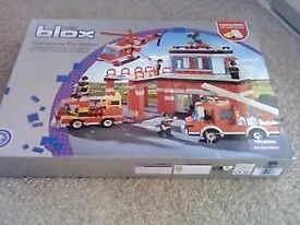 Blox Fire Station - Brand New £10