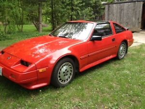 1986 Nissan 300ZX T Roof Coupe (2 door)