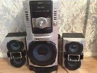 sonny stereo system
