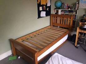John Lewis single bed frame delivery available