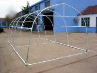 Dancover polytunnel/ garage tent 2.6m x 1.6m frame only