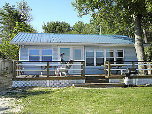 Lake Huron Sunrise Cottages - cottage rentals