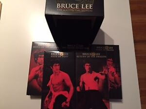 Bruce Lee Collection VHS