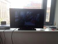 26''flat screen tv