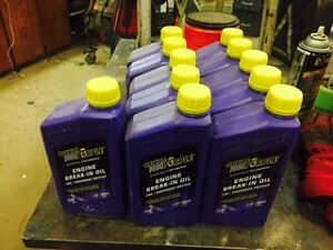 Royal Purple 10W30 Engine Break In Oil