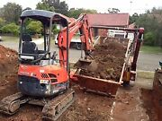 MINI EXCAVATION / EXCAVATION / DEMOLITION /RUBBISH REMOVAL Willoughby Area Preview