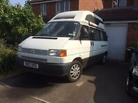 VW CAMPERVAN, SWIFT CARRERA, THREE BIRTH, 2 OWNERS