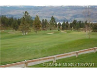 FREE FURNISHED EXECUTIVE GOLF CONDO IN KELOWNA FOR HOME ON LOT!