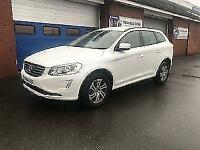 2014 64 VOLVO XC60 2.0 D4 SE 5DR 178 BHP * FULL LEATHER * DIESEL