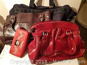 Italian Leather Purses, New Hand Purse, Carry Bag