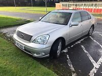 LEXUS LS 430 *PRICED TO SELL* LONG MOT SEPT 18* NOT MERCEDES S CLASS *BMW 7 SERIES* AUDI A8 * JAGUAR