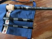 Bruce and Walker 15' Norway Speycaster Mk 2 Three piece 10/11# ( new condition never used).