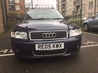 AUDI A4 -1.9 TDI DIESEL SPORTS =LONG MOT==IMMACULATE & DRIVES EXCELLENT==FULL HISTORY ONLY £1850