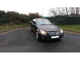 2010 Mercedes Benz CLC £5200