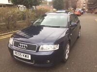 AUDI A4 1.9 TDI SPORTS AVANT***2005***IMMACULATE & EXCELLENT DRIVE ONLY £1750