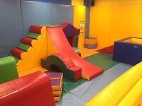 Kids Soft Play Area
