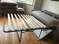 Mechanism for large M & S Lincoln Sofa bed. Never been used. Sofa bed dimensions H91 x W209 x D93cm