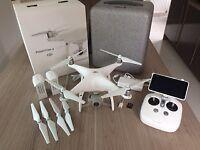 Drone DJI Phantom 4 pro plus & extra battery