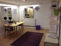Funky and Fresh! large one bed lower ground floor apartment, heart of Chorlton, close to everything!