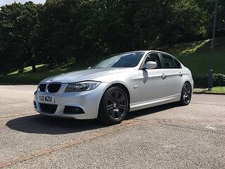 2010 BMW 320D Efficient Dynamics With Full M Sport Bodykit, Wheels ...