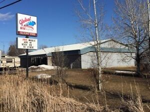 COMMERCIAL PROPERTY OFF THE #401 AT THE CURRY HILL EXIT