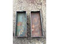Vintage Storage / Draws /trays