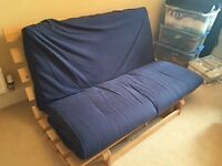 Double futon for sale - good condition, would suit spare room or student perfectly!