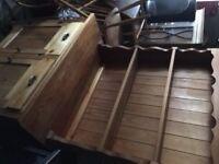 Welsh pine dresser - good condition - £70
