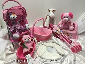 TODDLER Accessories and Toys