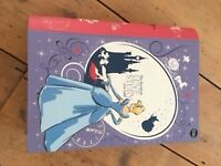 Brand New Cinderella Gift Box set from Marks and Spencer Headband,nail varnish etc