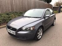 Volvo S40 2.0 D SE 4dr RECENT CAM BELT-RECENT SERVICE IMMACULATE CONDITION THROUGHOUT
