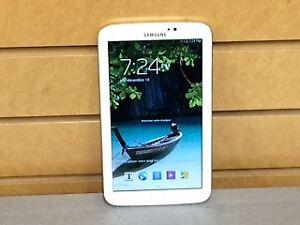 Tablette Android 7 pouces SAMSUNG, Produit no: B082259