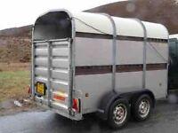 Bateson 40LT 9' x 5' Livestock trailer