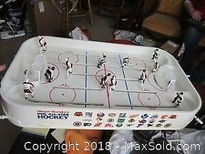 Table Top Hockey Game B