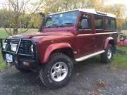 2000 Landrover Defender Extreme - 9 seater Launching Place Yarra Ranges Preview