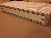 Single bed base - 3ft 6 - Sliding door type (Storage in full base of bed)