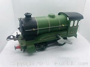 Vintage 1950s Meccano Hornby O Gauge Type 501 Tin Windup Locomotive