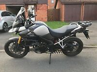 Suzuki DL1000 VStrom Adventure model