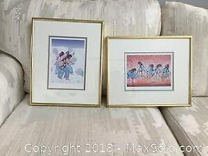 Cecil Youngfox Art Cards A