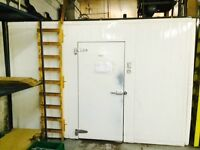 Used Commercial Walk-in Cooler (FRIDGE)
