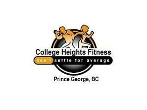 Training at College Heights Fitness Prince George British Columbia image 1