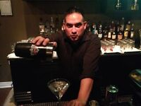 Bartenders and Servers for your Summer Parties and Events