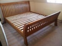 Wooden Superking Bed