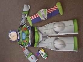 Buzz Lightyear Dressing Up Outfit