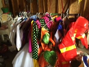 Children's costumes  - unique -great for dress up and Halloween