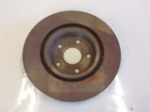 Holden Colarado RG genuine front disc rotor new part Rosewood Ipswich City Preview