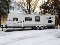 30 foot Jayco camper trailer for rent