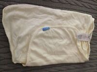 Gro swaddle wrap newborn VGUC
