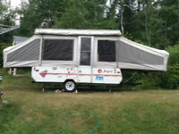 Jayco Eagle Tent Trailer 10 Foot