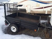 Versatile Utility Trailer - A Must Have!